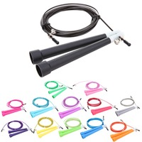 Skipping rope Customized Logo Print Promotional Fitness Jump Rope