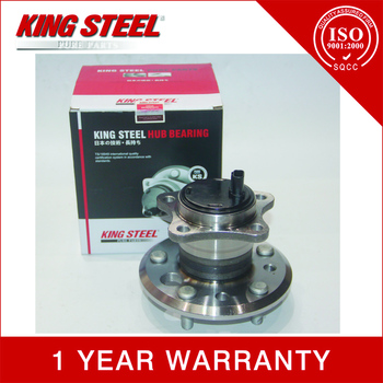 KINGSTEEL factory price 42460-48010 wheel hub bearing for Lexus ES300
