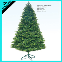 artificial tree led Christmas lights tree with LED lights Christmas decoration for your home