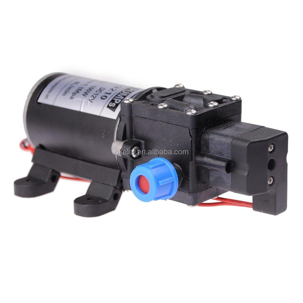 12V Agriculture usage high pressure electric water pumps