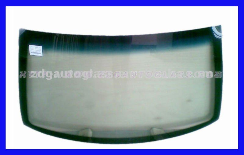 Laminated Auto Front Windshields Glass INTER ACCO