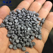 First Grade Rigid Recycled PVC Resin / Granules / Pellets For Pipe Coupling