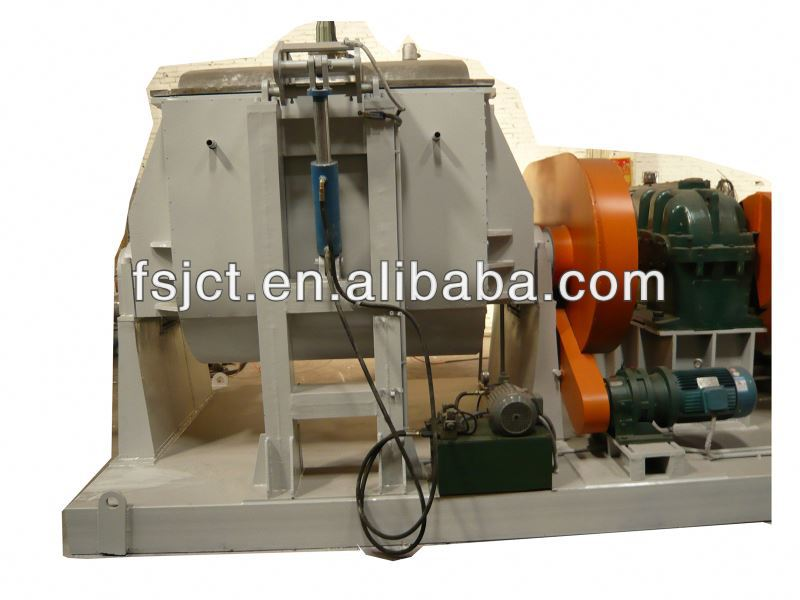 JCT foot pedal dough kneading machine