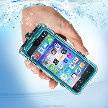 Waterproof cellphone case , waterproof smartphone case , waterproof mobile case for iPhone 7 7 Plus