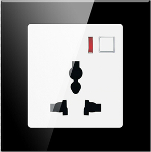 WiFi smart socket Lanbon smart wifi wall electrical plug controlled with mobile phone directly
