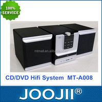 New Coming Hifi DVD Mini Combo with Karaoke Function