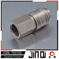 made in China reasonable prices pneumatic push lock metal joint