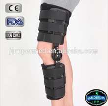 Medical Cool durable flexion and extension rom hinged knee brace