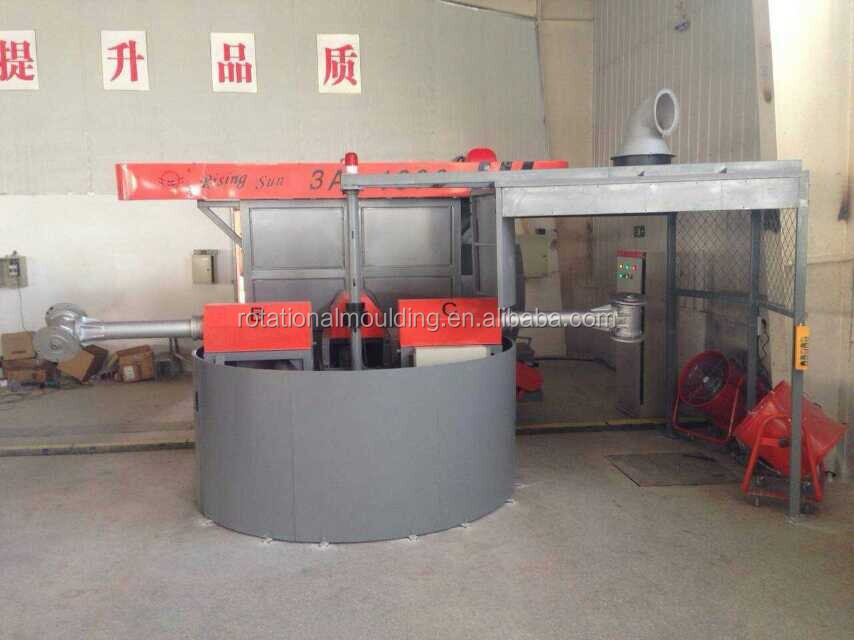 ice cooler box rotomolding machine