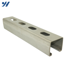 Favorable Price C shape Steel Beam Channel Iron Standard Sizes