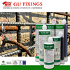 high build epoxy bonding system injection mortar for reinforcing steel bars rebar