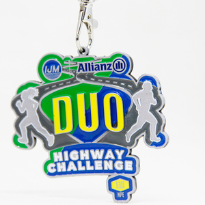 Custom Medal for Running Event Made in China
