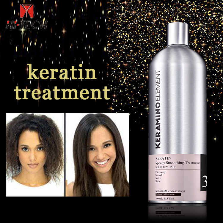 OEM / ODM Professional factory price keratin treatment hair straightening cream