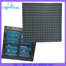 High Resolution P16m 1R1G1B 60HZ Cylindrical Irregular Shaped LED Display