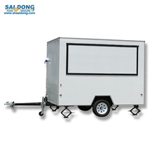Best Price Mobile hot dog cart with gas for sale bike food cart