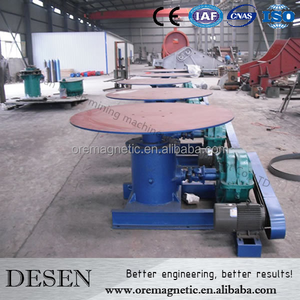 Disc Feeder / Table Feeding Machine / Mining Disc Feeder