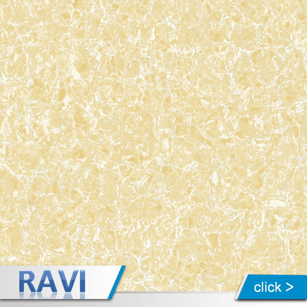 Yellow 60X60 8X8 Polished Porcelain Lowes Outdoor Tile Floor Tiles For Sale