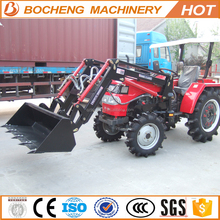weifang tractor farm agricultural equipment 4x4 cheap small garden tractor front end loader loader for sale