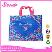 Promotional Handled Waterproof Shopping Bag