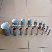 1 inch hight quality pre galvanized steel pipe manufacture