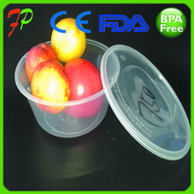 Heat resistant disposable food container