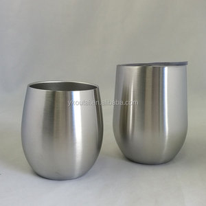 Wholesale Promotional Custom Logo stainless steel canteen with cup