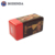 Hot Sale Red Rectangle Biscuit Tin Cans