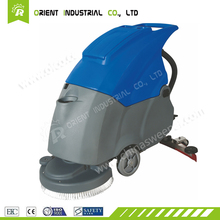 V5 floor scrubbing machine automatic floor scrubber Manual Cleaning Type and Electric Fuel floor scrubber dryer