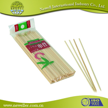 Many style bamboo skewer factory for BBQ