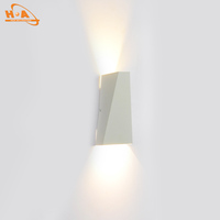 Acrylic Hotel Wall Sconces Living Room