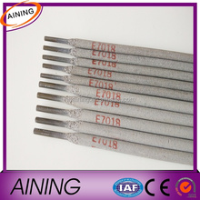 Manufacturer Specification of Welding Electrode E7018 / Welding Rod AWS E7018 / Welding Electrode E7018 Composition
