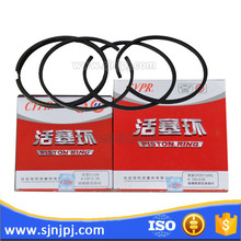China diesel engine parts piston ring manufacturers S195 piston ring