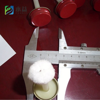 High standard industrial head gasket shellac brush cleaning
