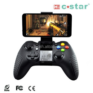 Mobile Bluetooth Gaming Controller for Android Smart Phone
