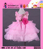 Fashion Hot Sale 2-12 Years Old Girls Dress Boutique Shop New Arrive Cheaper Party Girls One Piece Dress