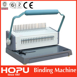 small book copy wireless binding machinery