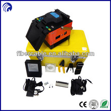 Splicing machine for optical fiber cable WB3100B fusion splicer price