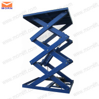 static scissor lift/electric lift ladder