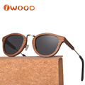 2018 Metal Wood Design Speed Ship 100% Inspection Wood Fashionable Luxury Sunglasses CE FDA
