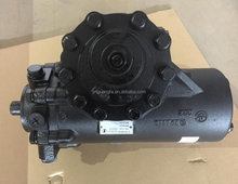 China Shaanxi truck Recirculating ball type power steering gear