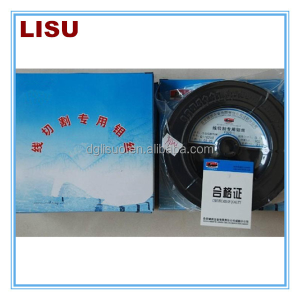 Fine Molybdenum Wires for Wire Cutting EDM Machine