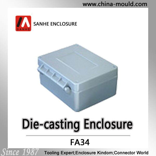 Aluminum die casting enclosure manufacturerAluminum Waterproof Enclosure