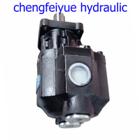 hydraulic pumps and tipping valves for truck and tipper trailer