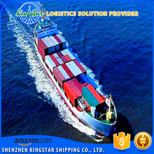 Ocean consolidators shipping to Indianapolis USA from China