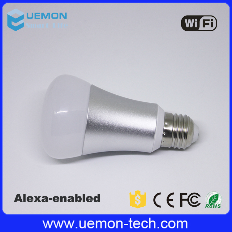 good quality wi-fi alexa-enabled 3w led bulb with high