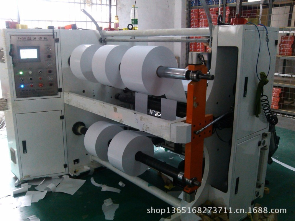 Jumbo Roll label langsung termal