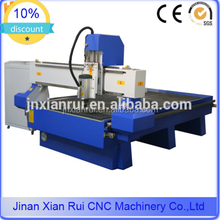 High Standard 3 axis air cooling cnc milling machine