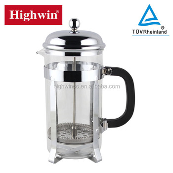 2016 New Amazon Wholesale Cafetiere European Coffee Makers Commercial Glass Coffee Press For ...