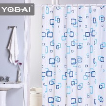 High Quality Custom Portable Children Peva Shower Curtain Design New Model