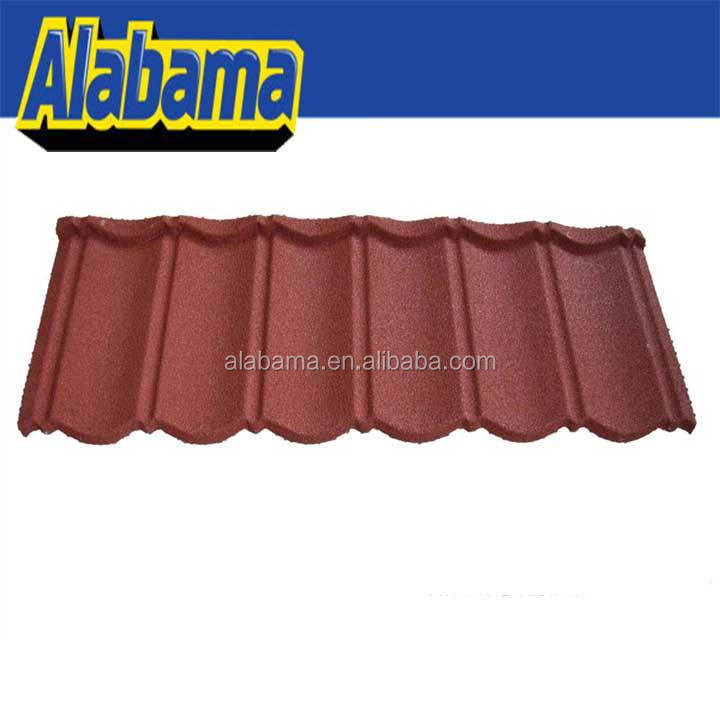 weight just 1/6 as concrete tile synthetic Spanish roof tile, corrugated roof tile, roof tile elevator for sale